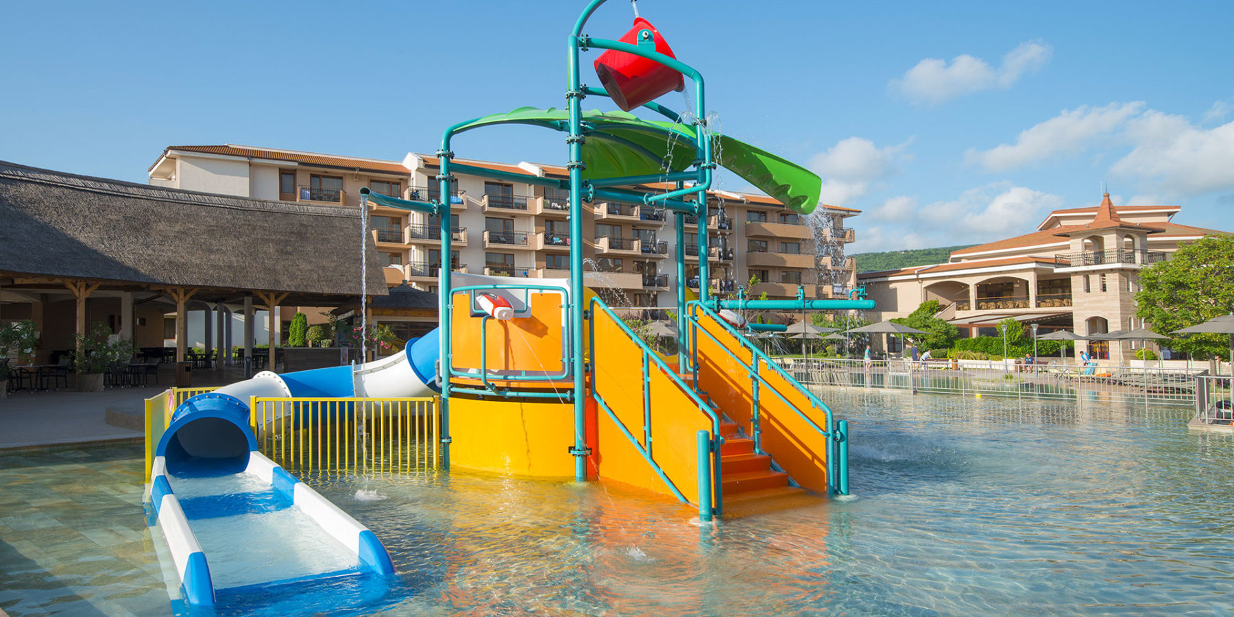 Kinderclub HVD Clubhotel Miramar