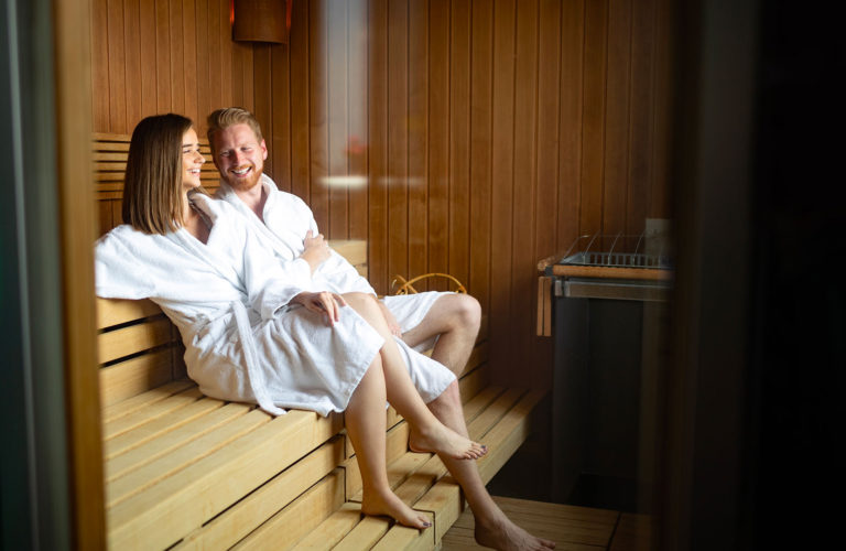 Sauna HVD Clubhotel Miramar