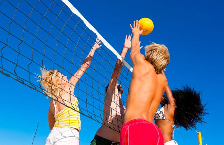 Плажен волейбол HVD Клубхотел Мирамар